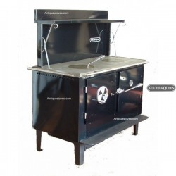 Kitchen Queen Wood Cooking Stove 380