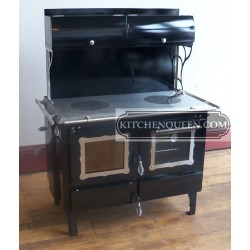 Grand Comfort 550 Wood Cook Stove (Shown with options)