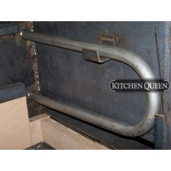 Hot Water Coil hook up - Kitchen Queen